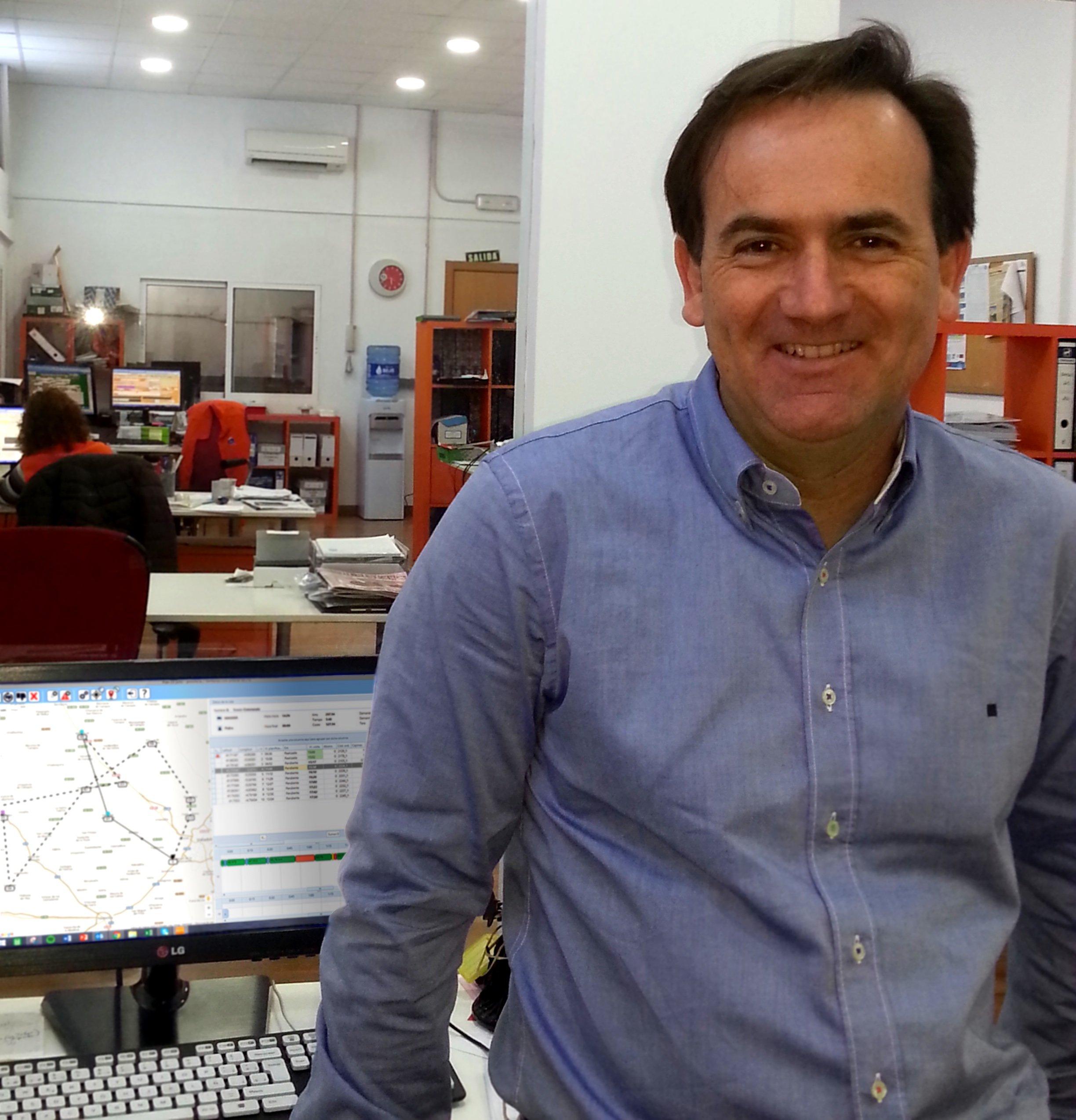 Fernando Garrido Llopis, Director Easy Water