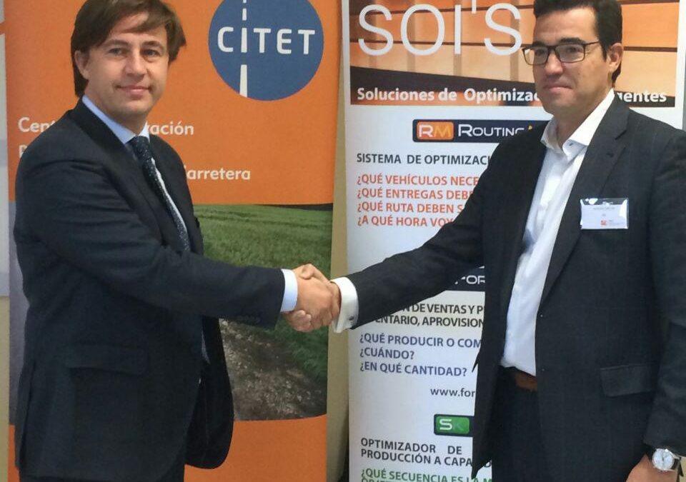 ITI, CEL y CITET unen sinergias para fomentar la innovación logística