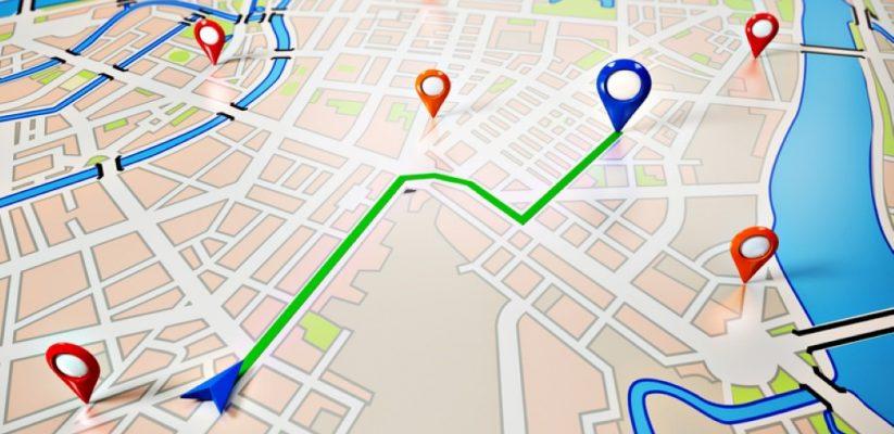Programa para hacer rutas de reparto