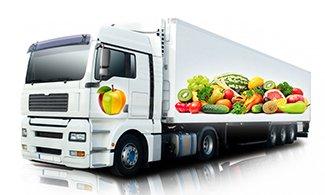 Software para transporte alimentos