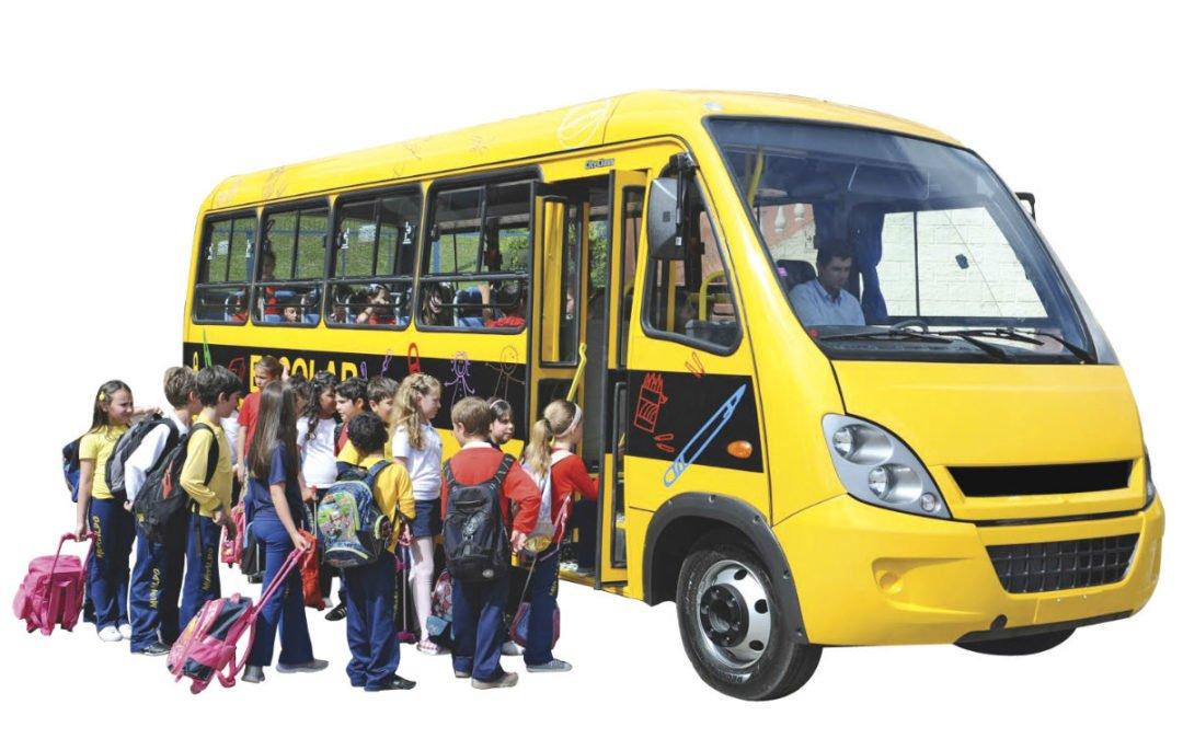 Software transporte escolar