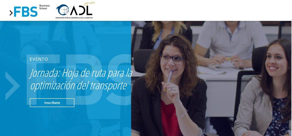 """Jornada """"Hoja de Ruta para la Optimización del transporte"""""""