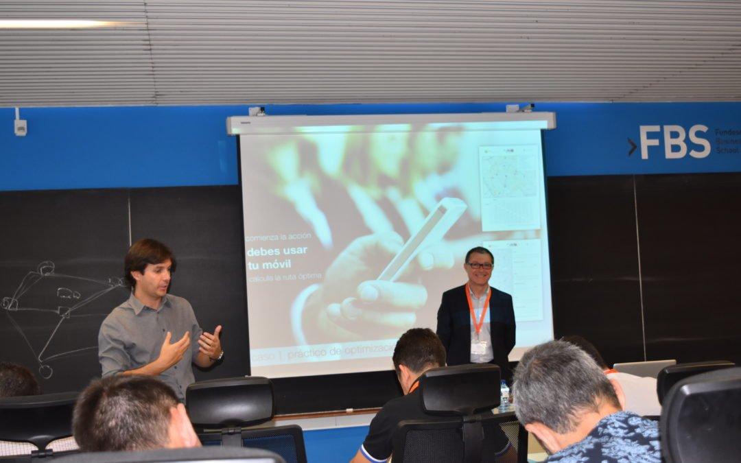 ITI participa en la jornada Hoja de Ruta para la Optimización del Transporte junto a ADL Logística