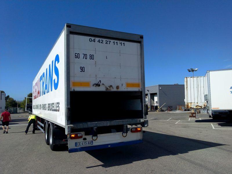Software para rutas de transporte frigorífico