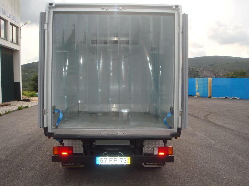 Programa para rutas de transporte frigorífico