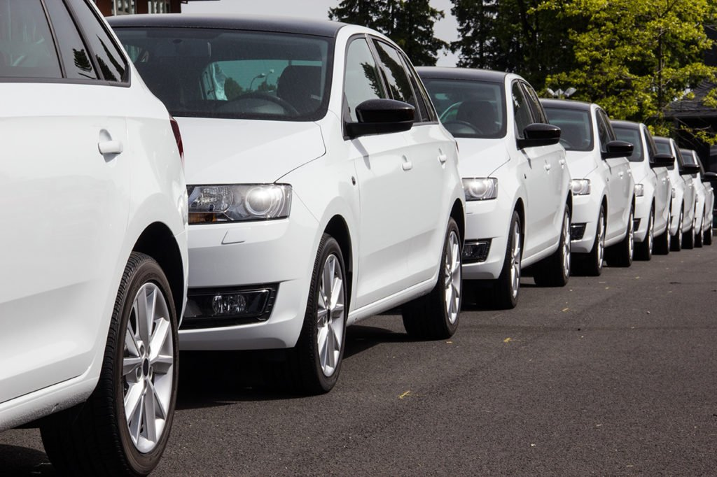Software para controlar flota de vehículos