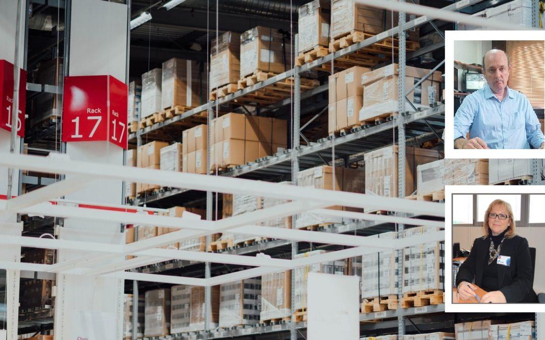 Retos y cambios en la logística. Un recorrido por la Logística de la mano de expertos